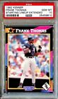 1992 FRANK THOMAS 1/1 PSA 10 GEM MINT KENNER SLU