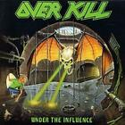 Overkill : Under the Influence CD (2003) Highly Rated eBay Seller, Great Prices