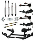 QA1 DK02-CRB1 Drag Kit, Level 2, Mopar B-Body 66-70 Mopar B-Body, W/Shocks