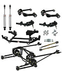 QA1 DK02-CRA1 Drag Kit, Level 2, Mopar A-Body 67-72 Mopar A-Body, W/ Shocks