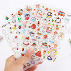 6pcs Kawaii Rabbit Girl Color Deco Stickers Diary Scrapbook Decal Photo Craft YK