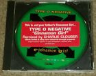 Type O Negative Cinnamon Girl (Charlie Clouser remix) RARE promo CD single '97