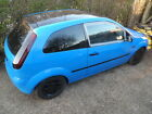 LARGER PHOTOS: 2003 FORD FIESTA ZETEC 1.4 Spares or repair project car.