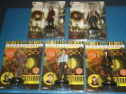 BBC Torchwood Action FiguresCaptJack Gwen CooperToshCaptJohn HartCult TV