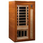 Dynamic 1 2 Person Far Infrared Sauna Barcelona 6 Carbon Heating Panels Low EMF
