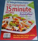 Weight Watchers Magazine Special Five Ingredient 15 Minute Recipes Summer 2011