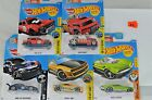Hot Wheels 5 - Cars - FREE SHIPPING -BRAND NEW! #37