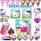 SELECTIONS Hello Kitty Foil Balloons Decor SB Shower Birthday Party Supplies lot