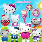 SELECTIONS Hello Kitty Foil Balloons Decor SG Shower Birthday Party Supplies lot