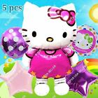 SELECTIONS Hello Kitty Foil Balloons Decor SI Shower Birthday Party Supplies lot