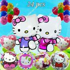 SELECTIONS Hello Kitty Foil Balloons Decor SK Shower Birthday Party Supplies lot