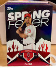 2015 TOPPS SPRING FEVER COMPLETE SET 1-50 TROUT ABREU TANAKA