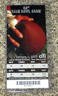 2007 Rosebowl Ticket USC Vs Michigan Full Ticket Football
