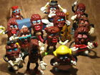 California Raisins Lot RARE and HARD TO FIND, includes MOM, AC, Red and more