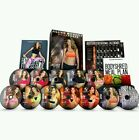 Jillian Michaels Bodyshred Exercise and Fitness Videos COMPLETE SET