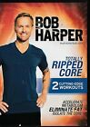 VG Bob Harper Totally Ripped Core 1 disc Fitness Now TV 2011 DVD