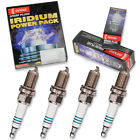 4 pcs Denso Iridium Power Spark Plugs 1995 1997 Geo Tracker 16L L4 Kit Set wh