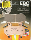 EBC Double-H HH Sintered Superbike Brake Pads / One Pair (FA409HH)