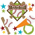 Basebal die cuts Card making Scrapbook Embellishment Scrapbooking Paper Piecing