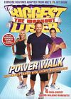 The Biggest Loser The Workout Power Walk  New DVD