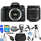 Canon EOS 760D T6s With 18 55mm III NO IS PRO BUNDLE BRAND NEW