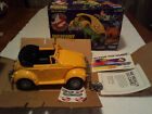 the real ghostbusters highway hunter car vehicle action figure lot MIB kenner