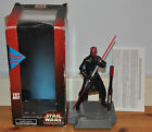Star Wars Episode 1 Darth Maul Electronic Toothbrush Holder Complete Boxed