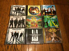 D.A.D. 9 CD Package Deal LOT DAD Import