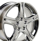 17x7 Chrome Lexus IS Style Wheels Set of 4 17 Rims Fit Toyota Camry Scion OEW