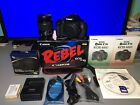 Canon EOS Rebel T3i EOS 600D 180 MP Digital SLR Camera With Extra Accesories