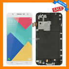 White LCD Touch Screen Digitizer Assembly Frame For Samsung Galaxy S4 I9500 US