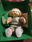 Cabbage Patch Kids 16  Girl doll VINTAGE w Box 1984 Excercise Old New Stock