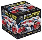 2015-16 Panini NHL Hockey Stickers Box of 50 Sealed Packs