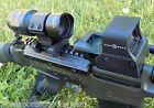 Sightmark 3x Flip to side Tactical Magnifier Pro and Pro Spec Reflex Sight Combo