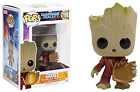 Funko Pop Vinyl Marvel Guardians of the Galaxy Vol. 2 Baby Groot With Shield Exc