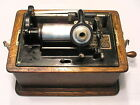 Beautiful Working 1905 Edison Cylinder Phonograph Record Player