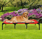 XLarge 48 Dog Cat Pet Elevated Raised Bed Puppy Cot Oxford Outdoor Indoor