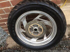 OEM 3.5x15 rear wheel from 2007 Q-Link LEGACY 250 motorcycle -NO TIRE