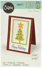 Sizzix 660727 Thinlits Die Christmas Tree 2 by Debi Potter