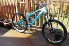 Yeti sb66 MTB full suspension mountain bike XTR top specification large