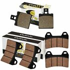 FRONT REAR BRAKE PADS FIT DUCATI Monster 750 2000-2001 / 750SS 750 SS 1999