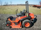 2012 Kubota ZD326 zero turn mower 60 Hydraulic rear discharge deck 695 hours
