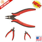 Cutting Pliers Jewelry Wire Flush Cable Cutter Side Snips Hand Tool