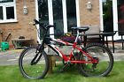 Boys Raleigh Shugo Bike Size 20 Frame 20 Wheels V Brakes