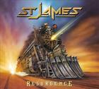 ST. JAMES (MELODIC HARD ROCK) - RESURGENCE NEW CD