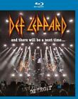 DEF LEPPARD: AND THERE WILL BE A NEXT TIME... LIVE FROM DETROIT NEW REGION B BLU