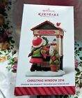 HALLMARK KEEPSAKE  CHRISTMAS WINDOW 2014