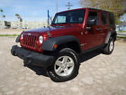 2008 Jeep Wrangler RUBICON 2008 JEEP WRANGLER UNLIMITED RUBICON NO RESERVE 6SPEED 4X4 HARD TOP 1 OWNER