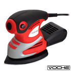 VOCHE® 200W ELECTRIC DETAIL TRI-PALM MOUSE DELTA SANDER WITH DUST COLLECTION BOX