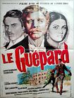 1963 THE LEOPARD Luchino Visconti Burt Lancaster 23x32 French poster